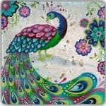 dekoratif renkli doğal taş tablo 2016