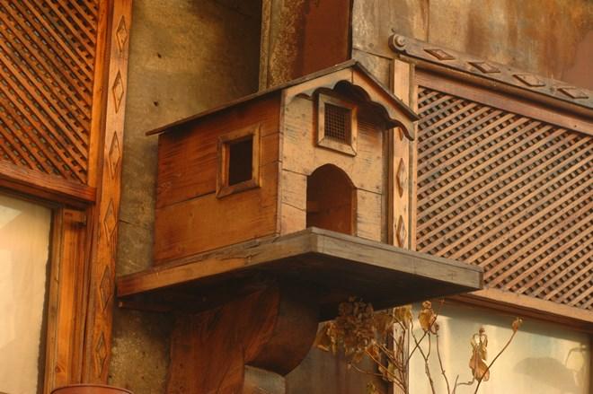 Kapı Önü İçin Kuş Yuvası