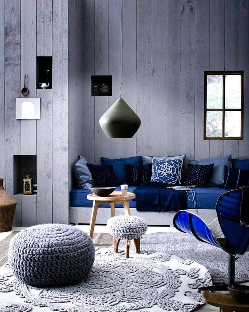 indigo mavisi oturma köşeleri
