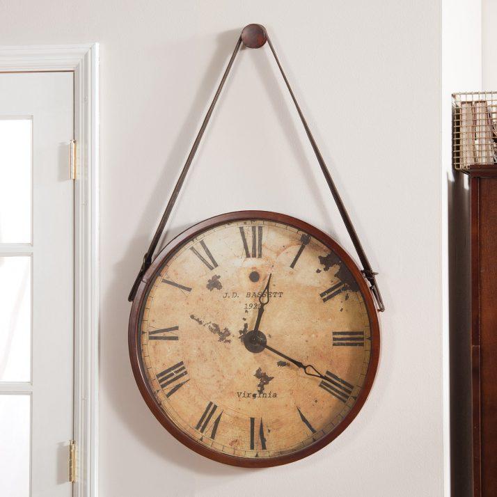 Roma rakamlı vintage saat