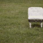 vintage bavullar ile dekoratif sandalyeler