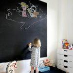 dekoratif kara tahta duvar dekorasyonu