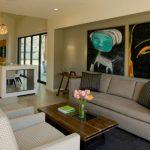 dekoratif tablolar ile salon duvar dkeorasyonu 2016