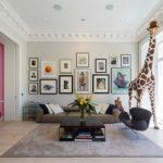 duvarda sanatsal resimler ile galeri oluşturma
