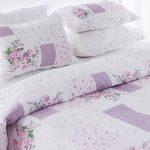 english home lila rengi yatak örtüsü fiyatı 189