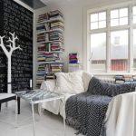 kara tahtalar ile ev dekor fikirleri 2016