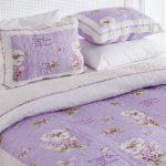 lila rengi yatak örtüsü fiyatı 259