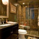 lüx mermer banyo dekorasyon fikirleri 2016