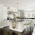 beyaz amerikan mutfak modeli 2016