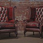 klasik deri chester koltuklar