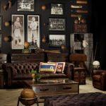 klasik lüx chester kanepe iç mekan dekorasyonu