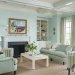 mint yeşili ev dekorasyon fikirleri 2016