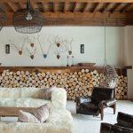 wooden ev dekorasyon örnekleri 2016