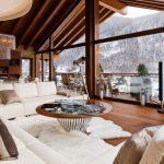 wooden tarzı dağ evi dekorasyonu 2016