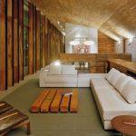 wooden tarzı ev dekorasyonu 2016