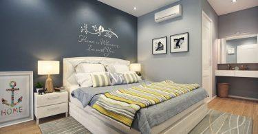 yatak odası için hangi renkleri seçmeli