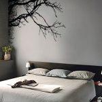yatak odası sticker duvar dekorasyonu 2016