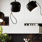 farklı tasarım siyah modern sarkıtlar