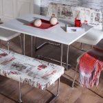 istikbal 2016 modern mutfak masaları