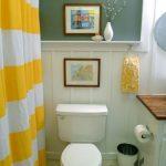küçük banyolar için dekoratif fikirler