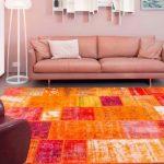 vefil patchwork halılar 2016