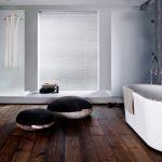 ahşap görünümlü banyo fayans modelleri 2016