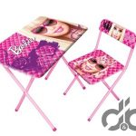 Barbie Masa Sandalye Takımı 2016
