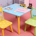 çocuklar için sevimli masa sandalye takımları 2016