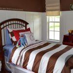 kahverengi yatak odası dekorasyon önerileri