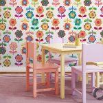renkli çiçekler duvar kağıdı 2016