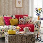 renkli kanepeler ile enerjinizi arttırın