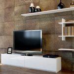 ahenk beyaz 2016 tv ünitesi modeli
