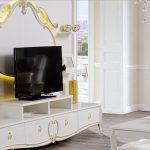 alfemo beyaz tv ünitesi 2016