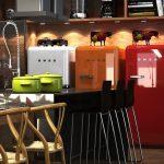 retro tarzı renkli buzdolabı modelleri