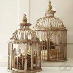 dekoratif kuş kafesleri 2016