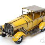 1935 model nostaljik dekoratif araba