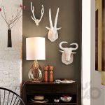 dekoratif hayvan temalı ev dekorasyonu
