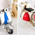 dekoratif metal scooter modelleri 2016