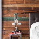 endüstriyel tarzı dekoratif masa lambası