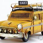 eskitme nostaljik taksi