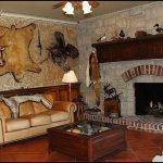hayvan temalı rustik ev dekorasyonu