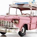 hediyelik el yapımı dekoratif arabalar
