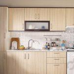 koçtaş Metalik Meşe Hazır Mutfak 699, 90TL