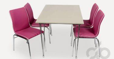 koçtaş mor sandalyeler