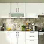 Koçtaş Parlak Beyaz HighGloss Hazır Mutfak 999, 90TL