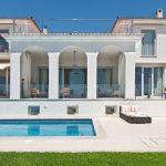 modern beyaz villa tasarıı 2016