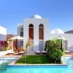 modern havuzlu villa tasarımları 2016