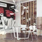 modern pop-art dekorasyon fikirleri
