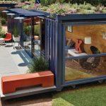 modern tasarım konteyner evler