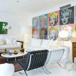 pop-art duvar dekorasyon fikirleri